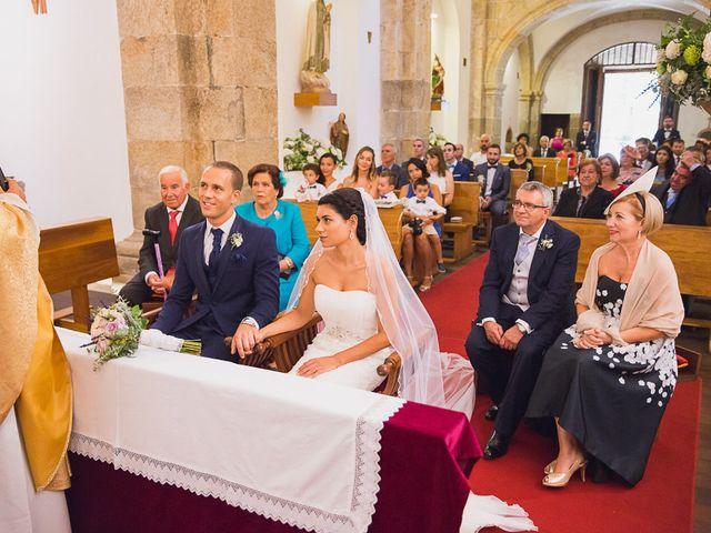La boda de Carlos y Alicia en Abegondo, A Coruña 20