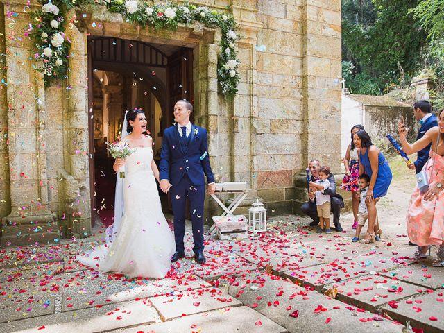 La boda de Carlos y Alicia en Abegondo, A Coruña 21