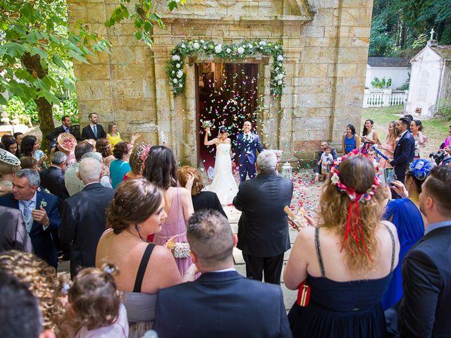 La boda de Carlos y Alicia en Abegondo, A Coruña 22