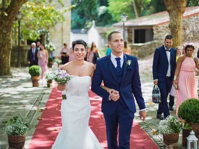 La boda de Carlos y Alicia en Abegondo, A Coruña 23