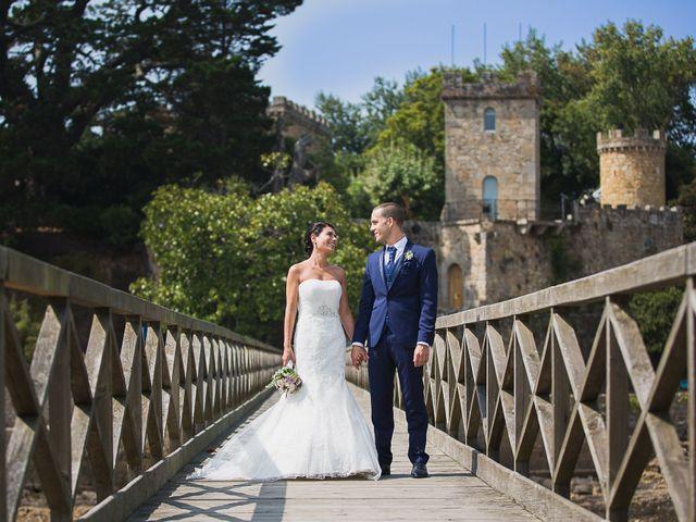 La boda de Carlos y Alicia en Abegondo, A Coruña 1