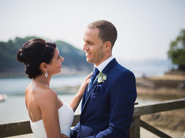 La boda de Carlos y Alicia en Abegondo, A Coruña 25