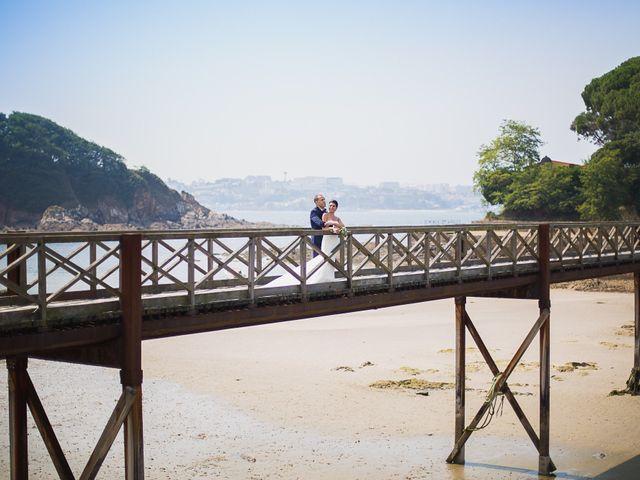 La boda de Carlos y Alicia en Abegondo, A Coruña 26