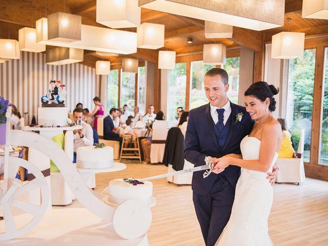 La boda de Carlos y Alicia en Abegondo, A Coruña 31