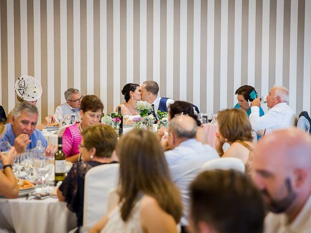 La boda de Carlos y Alicia en Abegondo, A Coruña 33