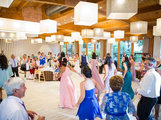 La boda de Carlos y Alicia en Abegondo, A Coruña 37