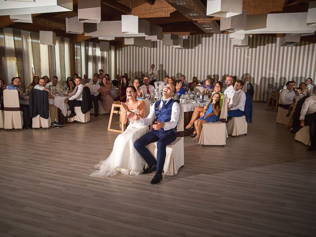 La boda de Carlos y Alicia en Abegondo, A Coruña 38