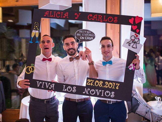 La boda de Carlos y Alicia en Abegondo, A Coruña 42