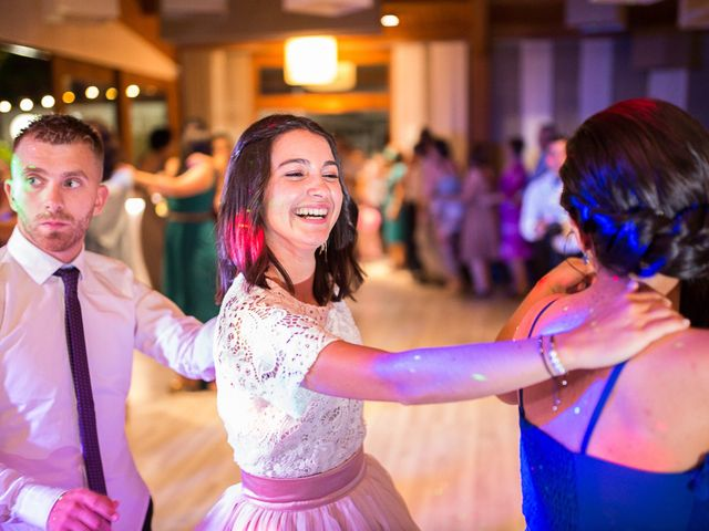 La boda de Carlos y Alicia en Abegondo, A Coruña 43