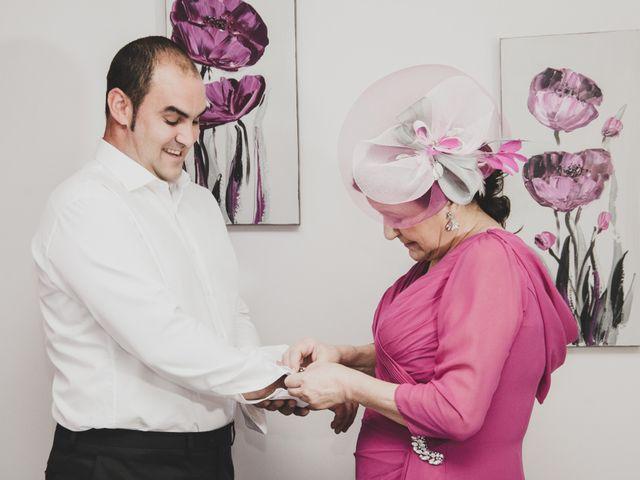 La boda de Jorge y Lidia en Piedrabuena, Ciudad Real 3