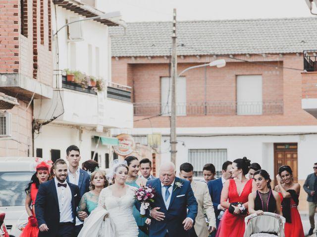 La boda de Jorge y Lidia en Piedrabuena, Ciudad Real 27