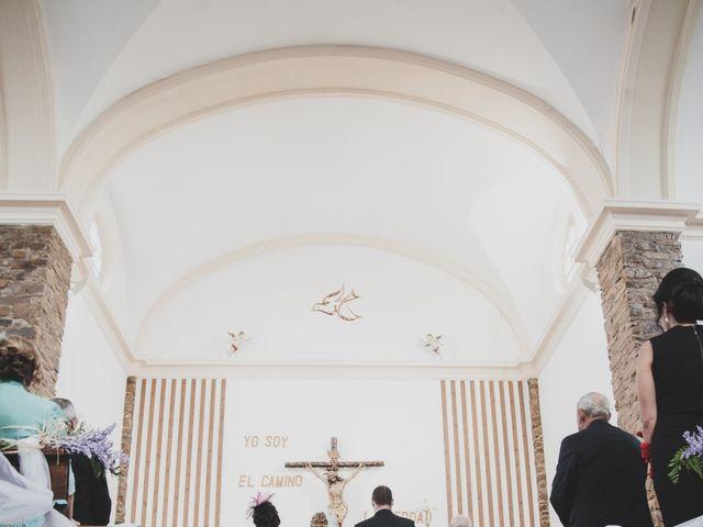 La boda de Jorge y Lidia en Piedrabuena, Ciudad Real 35