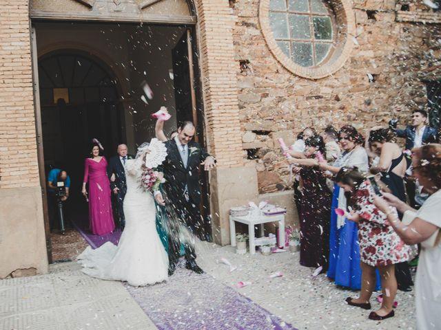 La boda de Jorge y Lidia en Piedrabuena, Ciudad Real 38