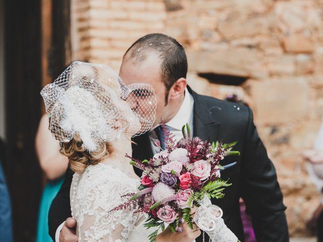 La boda de Jorge y Lidia en Piedrabuena, Ciudad Real 40