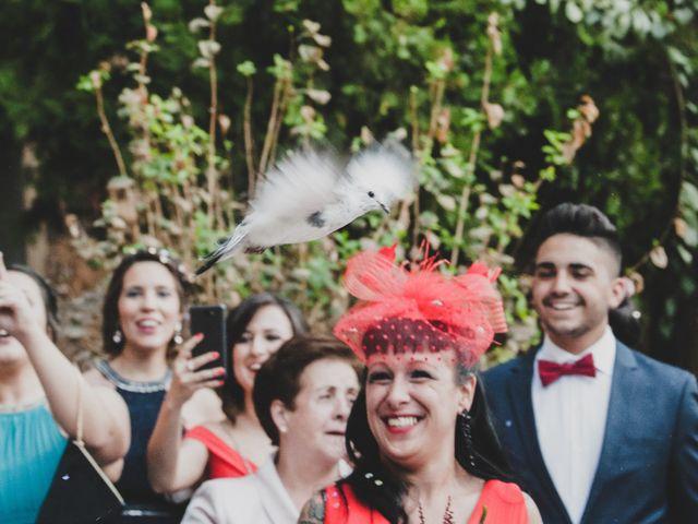 La boda de Jorge y Lidia en Piedrabuena, Ciudad Real 41