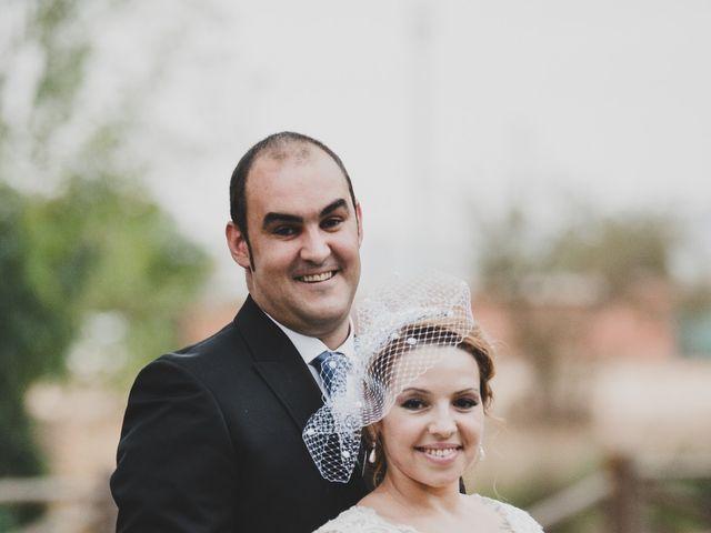 La boda de Jorge y Lidia en Piedrabuena, Ciudad Real 43