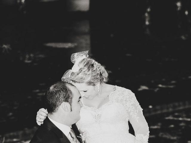 La boda de Jorge y Lidia en Piedrabuena, Ciudad Real 44