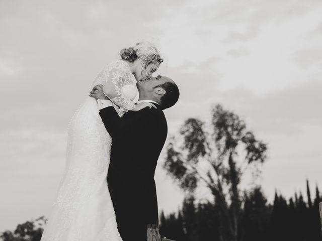 La boda de Jorge y Lidia en Piedrabuena, Ciudad Real 45