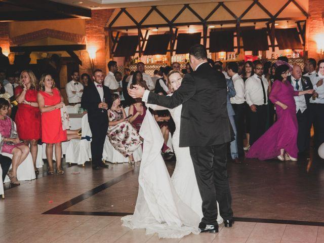 La boda de Jorge y Lidia en Piedrabuena, Ciudad Real 52