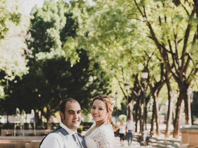 La boda de Jorge y Lidia en Piedrabuena, Ciudad Real 59