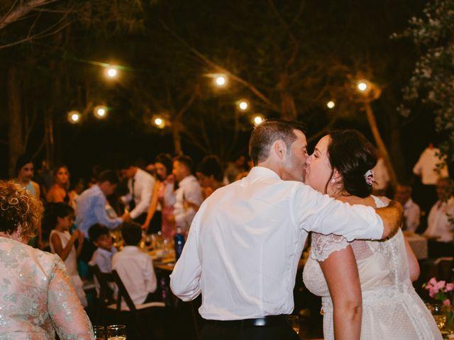 La boda de Santi y Alexia en Riudoms, Tarragona 3