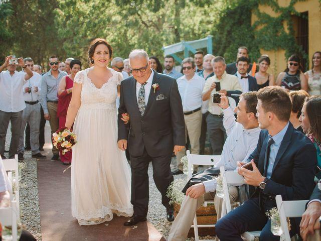 La boda de Santi y Alexia en Riudoms, Tarragona 10