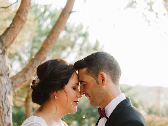 La boda de Alexia y Santi