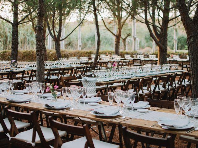 La boda de Santi y Alexia en Riudoms, Tarragona 20