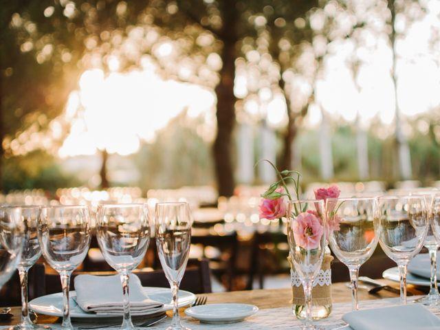 La boda de Santi y Alexia en Riudoms, Tarragona 21