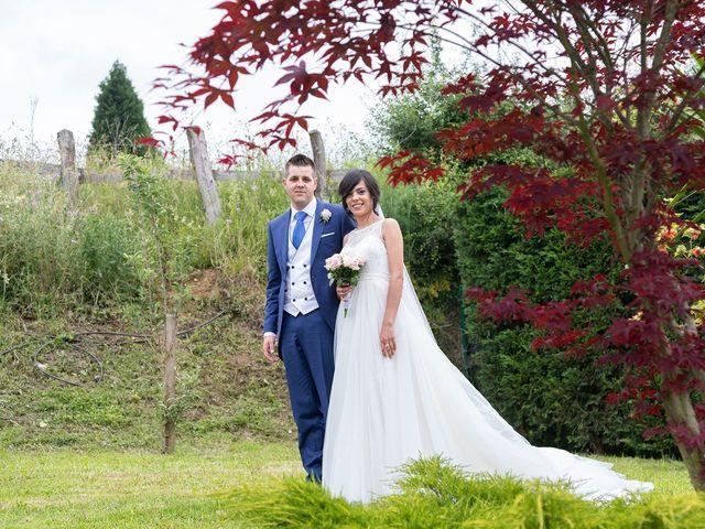 La boda de Aitor y Veronica en Pola De Lena, Asturias 21