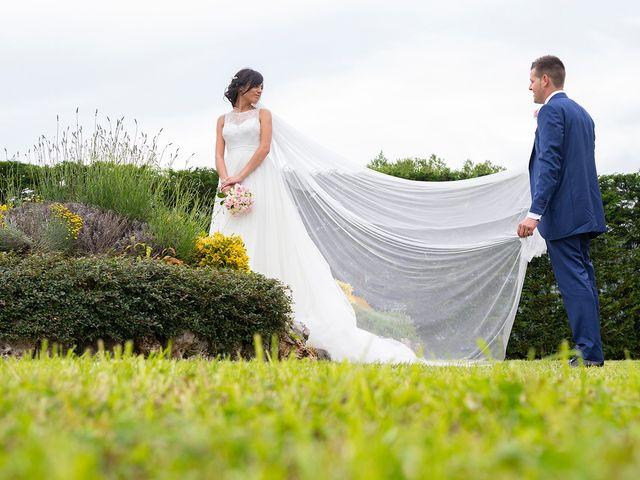 La boda de Aitor y Veronica en Pola De Lena, Asturias 23