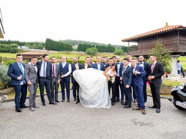 La boda de Aitor y Veronica en Pola De Lena, Asturias 25