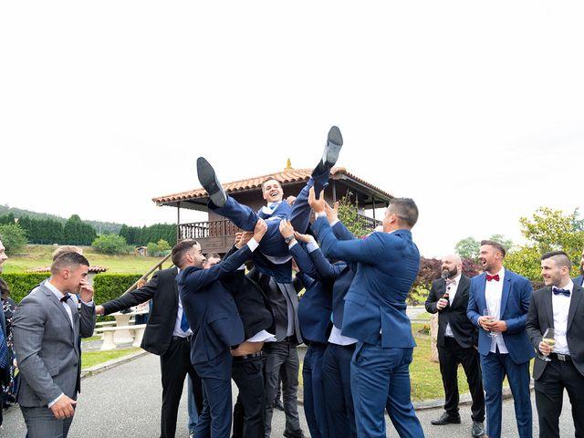 La boda de Aitor y Veronica en Pola De Lena, Asturias 26