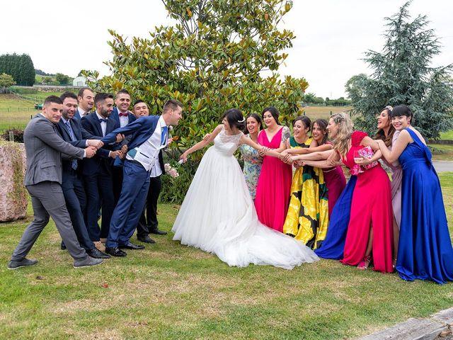 La boda de Aitor y Veronica en Pola De Lena, Asturias 27