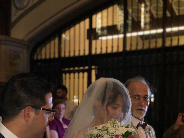 La boda de Raquel Escolà y Jonatan Ramón  en Barcelona, Barcelona 1