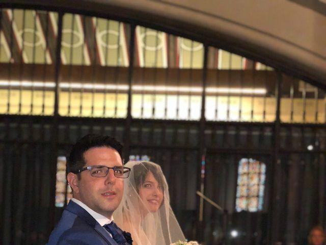 La boda de Raquel Escolà y Jonatan Ramón  en Barcelona, Barcelona 3