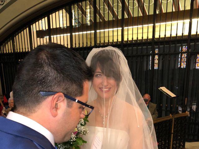 La boda de Raquel Escolà y Jonatan Ramón  en Barcelona, Barcelona 4