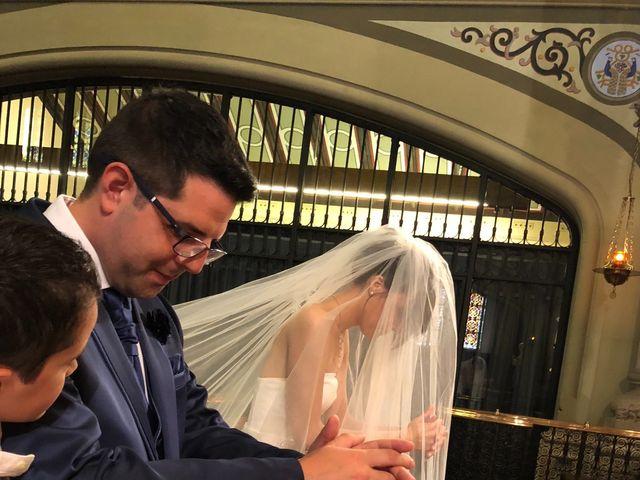 La boda de Raquel Escolà y Jonatan Ramón  en Barcelona, Barcelona 5