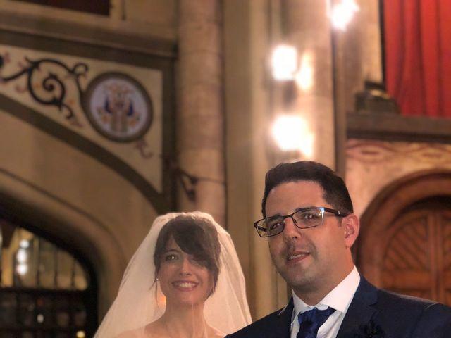La boda de Raquel Escolà y Jonatan Ramón  en Barcelona, Barcelona 6
