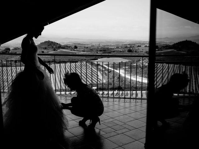 La boda de Asier y Noemi en Paganos, Álava 17