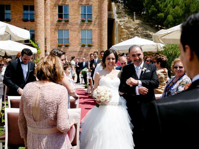 La boda de Asier y Noemi en Paganos, Álava 26
