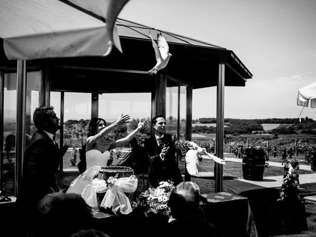 La boda de Asier y Noemi en Paganos, Álava 27