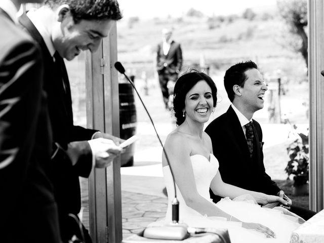 La boda de Asier y Noemi en Paganos, Álava 28