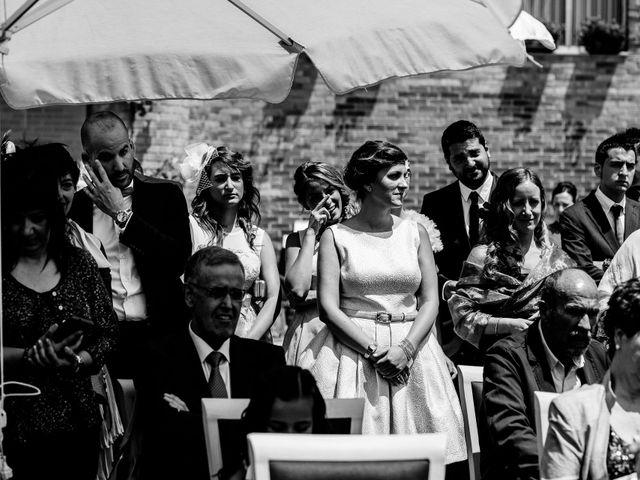 La boda de Asier y Noemi en Paganos, Álava 32