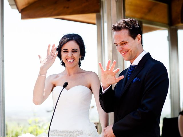 La boda de Asier y Noemi en Paganos, Álava 34