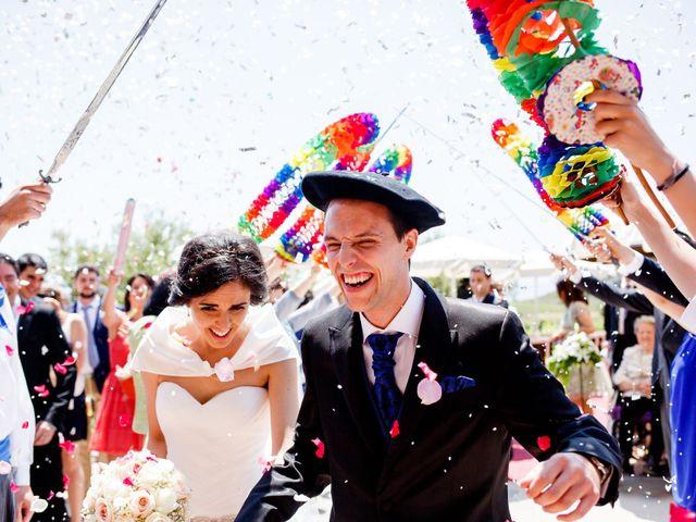 La boda de Asier y Noemi en Paganos, Álava 35