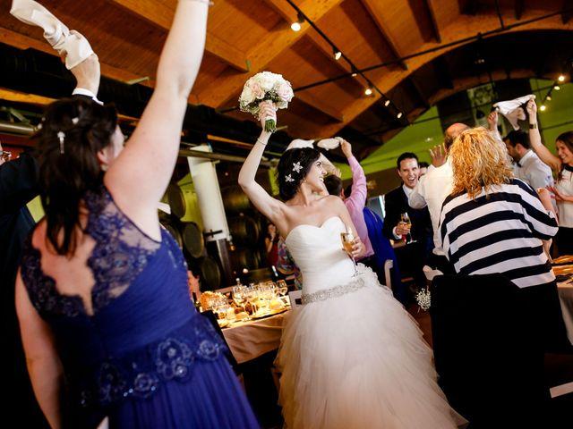 La boda de Asier y Noemi en Paganos, Álava 46