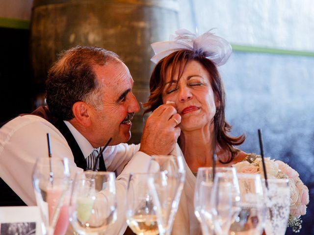 La boda de Asier y Noemi en Paganos, Álava 49