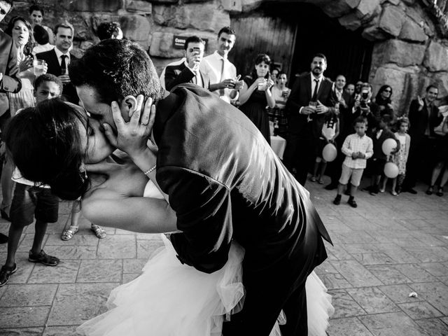 La boda de Asier y Noemi en Paganos, Álava 54