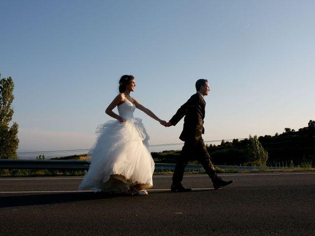 La boda de Asier y Noemi en Paganos, Álava 1